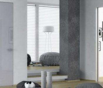 Zárubne v znamení minimalizmu